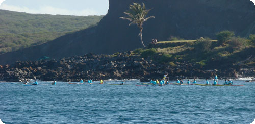 2008 Molokai Race Start